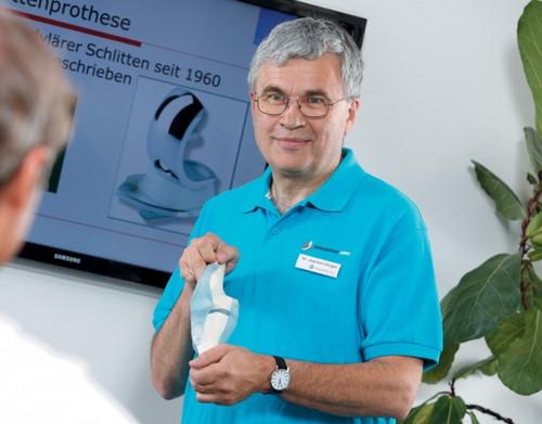 Dr. med. Joachim Dörges - Leitender Arzt Rehazentrum Junge